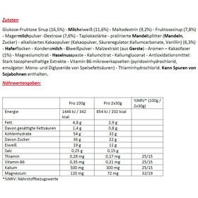 Enervit Sport Performance Bar Sacoche 28x30+30g, Cocoa